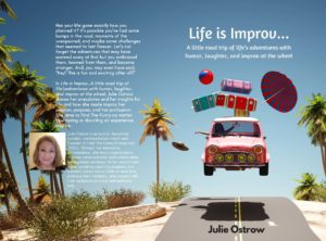 Life is Improv Book